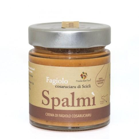 Crema di fagiolo cosaruccairu (Spalmì)